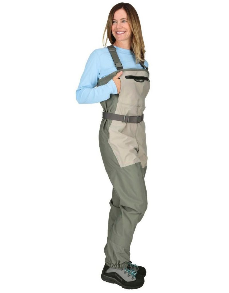 Simms Fishing CLOSEOUT Simms Women's Freestone Stockingfoot Waders