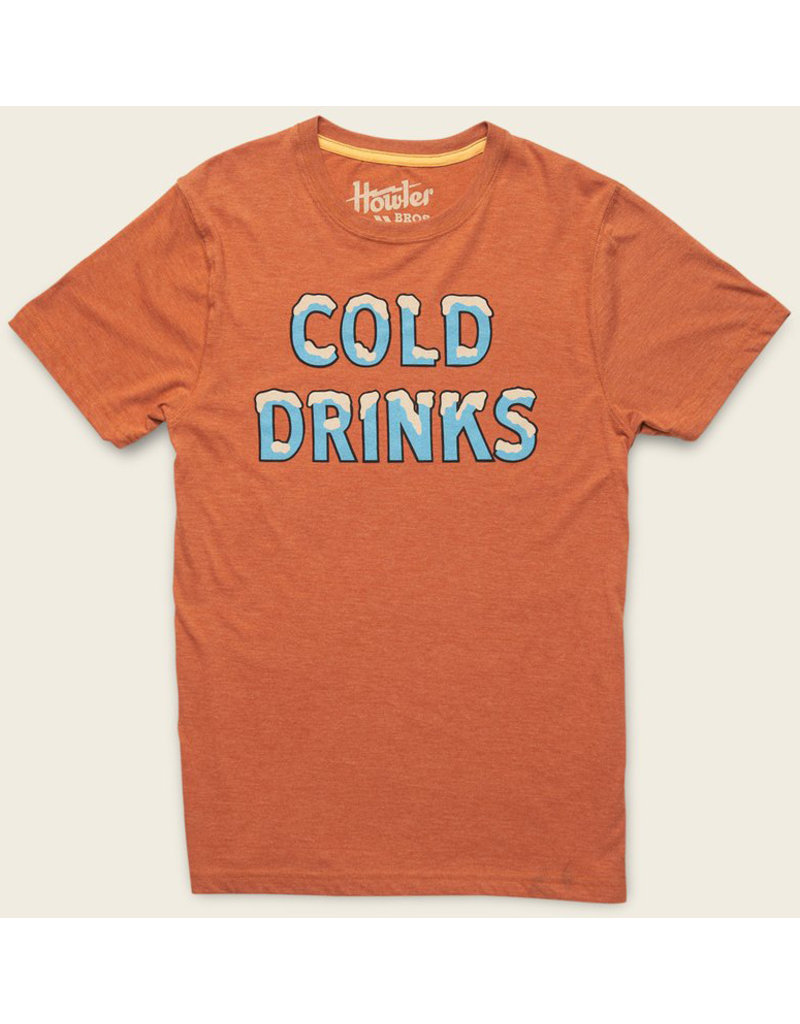 Howler Bros CLOSEOUT Howler Bros. Cold Drinks Tee