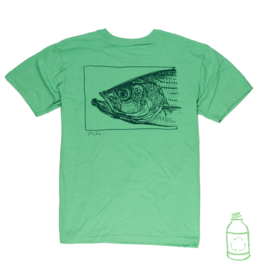 Flood Tide Co. CLOSEOUT Flood Tide Classic Striper Tee