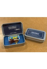 District Angling Gift Card Presentation Box