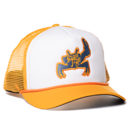Flood Tide Co. Flood Tide Fiddler Nation Trucker Cap