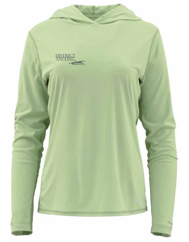 District Angling District Angling Women's SolarFlex Hoody