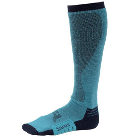 Simms Fishing CLOSEOUT Simms Women's Guide Midweight  Over The Calf Sock