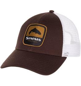 Simms Fishing Simms Trout Patch Trucker Cap