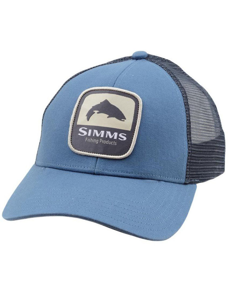 Simms Fishing Simms Trout Patch Trucker Cap