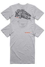Simms Fishing Simms Stockton Red Eye Smallie Tee