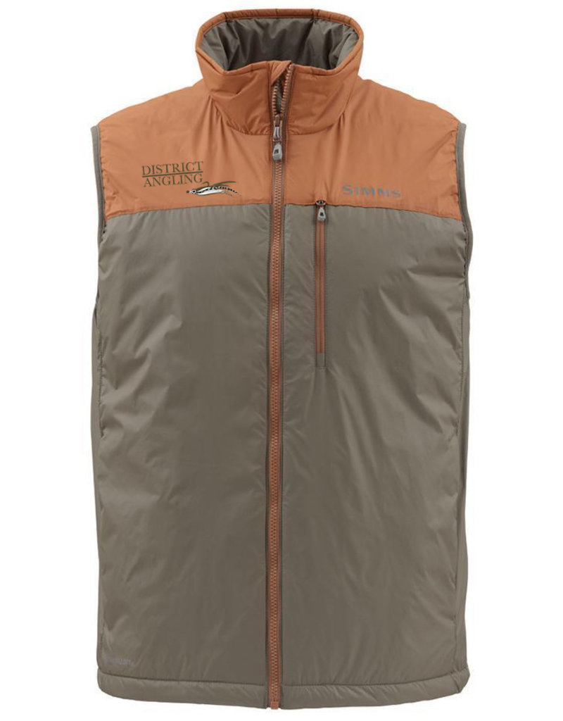 Simms Fishing CLOSEOUT District Angling Midstream Insulated Vest
