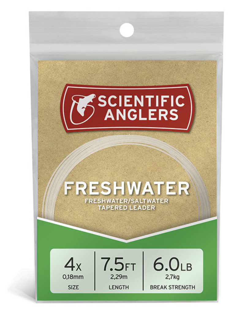 Scientific Anglers CLOSEOUT Scientific Anglers Freshwater Leader