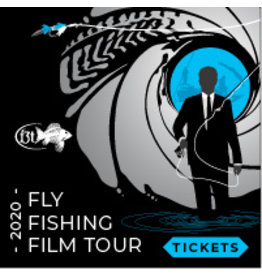 F3T REPRISE F3T Fly Fishing Film Tour Ticket