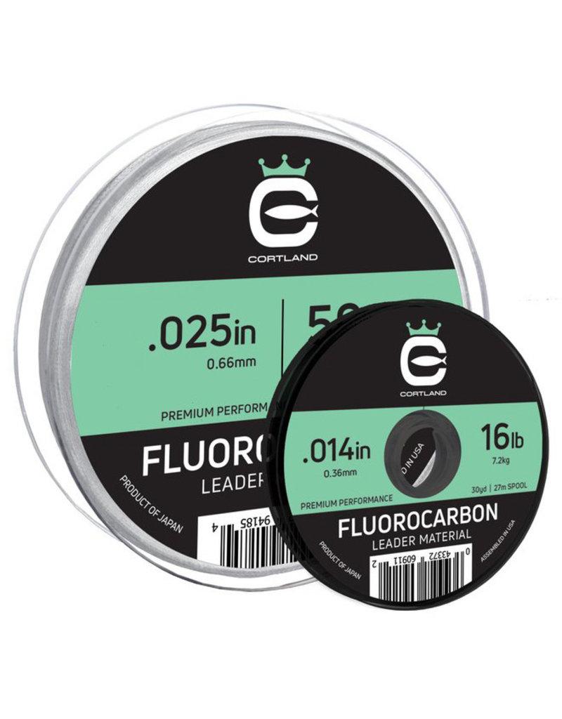 Cortland Cortland Fluorocarbon Leader Material