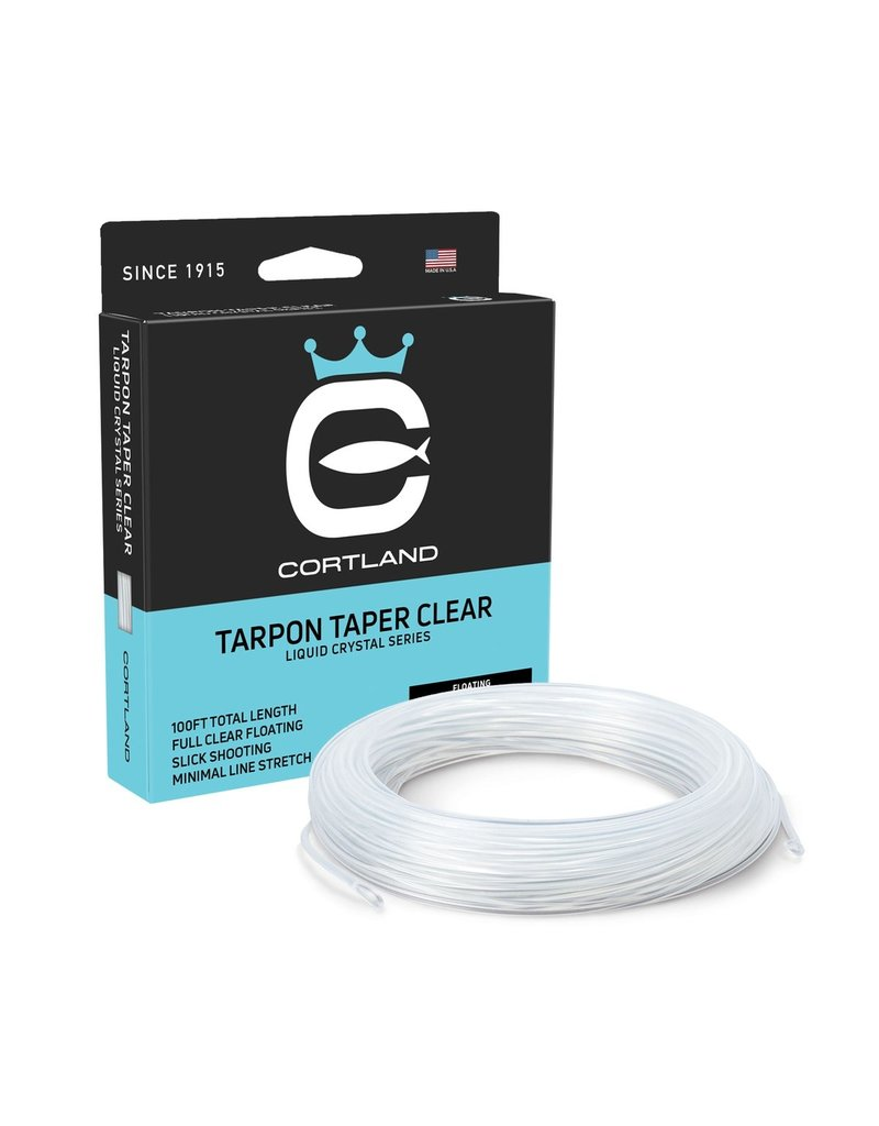 Cortland Cortland Liquid Crystal Tarpon Taper