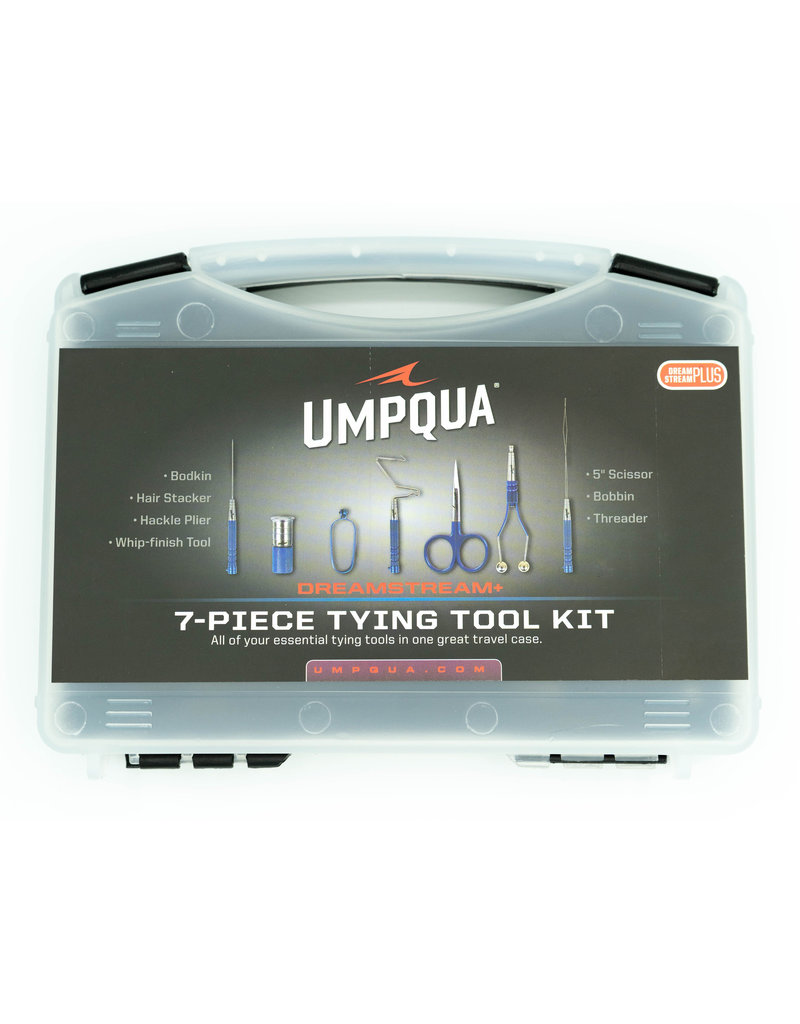 Umpqua Feather Merchants Umpqua DreamStream+ 7-Piece Fly Tying Tool Kit