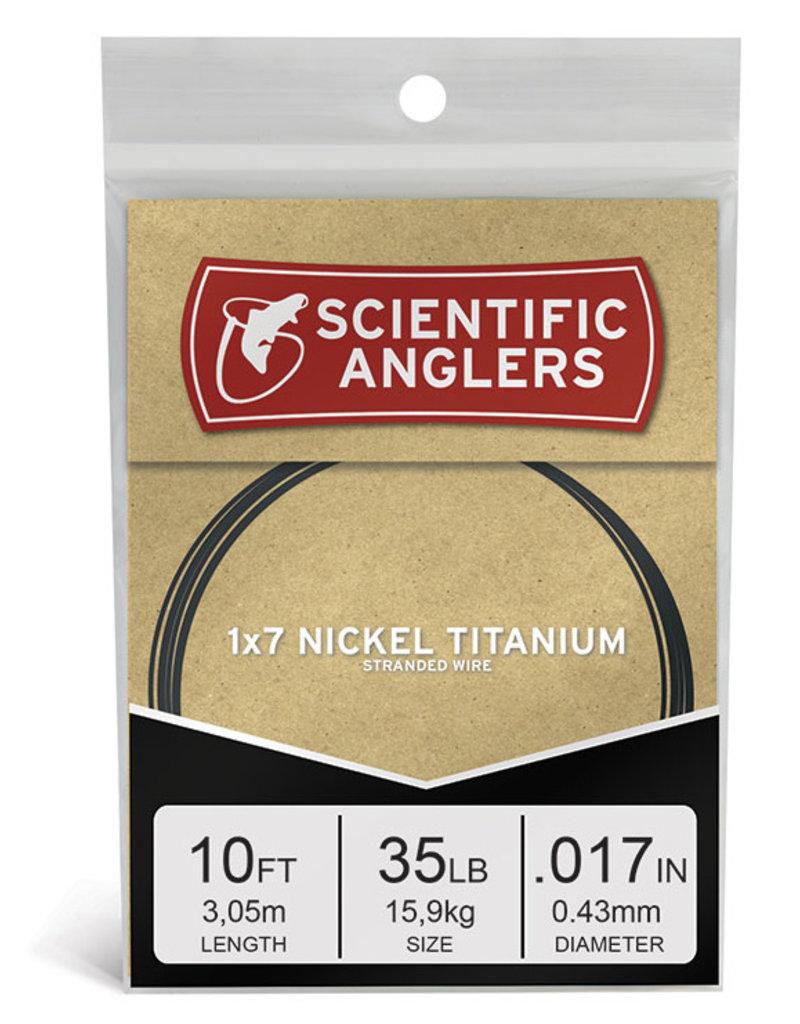 Scientific Anglers Scientific Anglers Nickel Titanium Wire