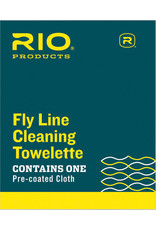RIO Products Fly Line Cleaning Towlette