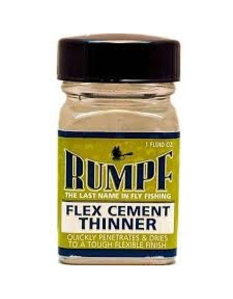 Raymond Rumpf & Sons Flex Cement Thinner