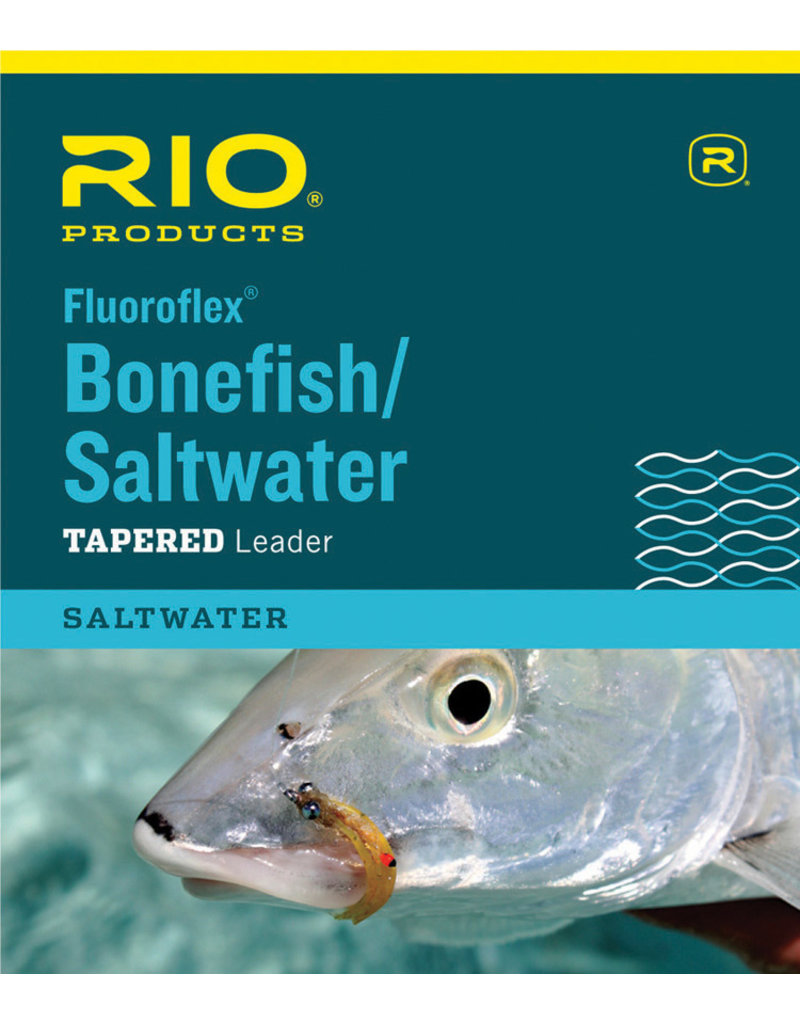 RIO Products RIO Fluoroflex Saltwater Leaders
