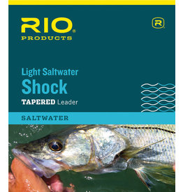 RIO Products RIO Saltwater Light Shock Leaders