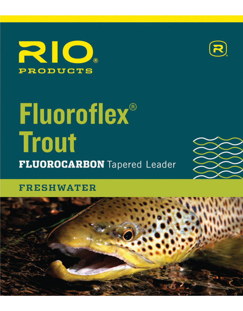 RIO Products RIO Fluoroflex Trout Leaders