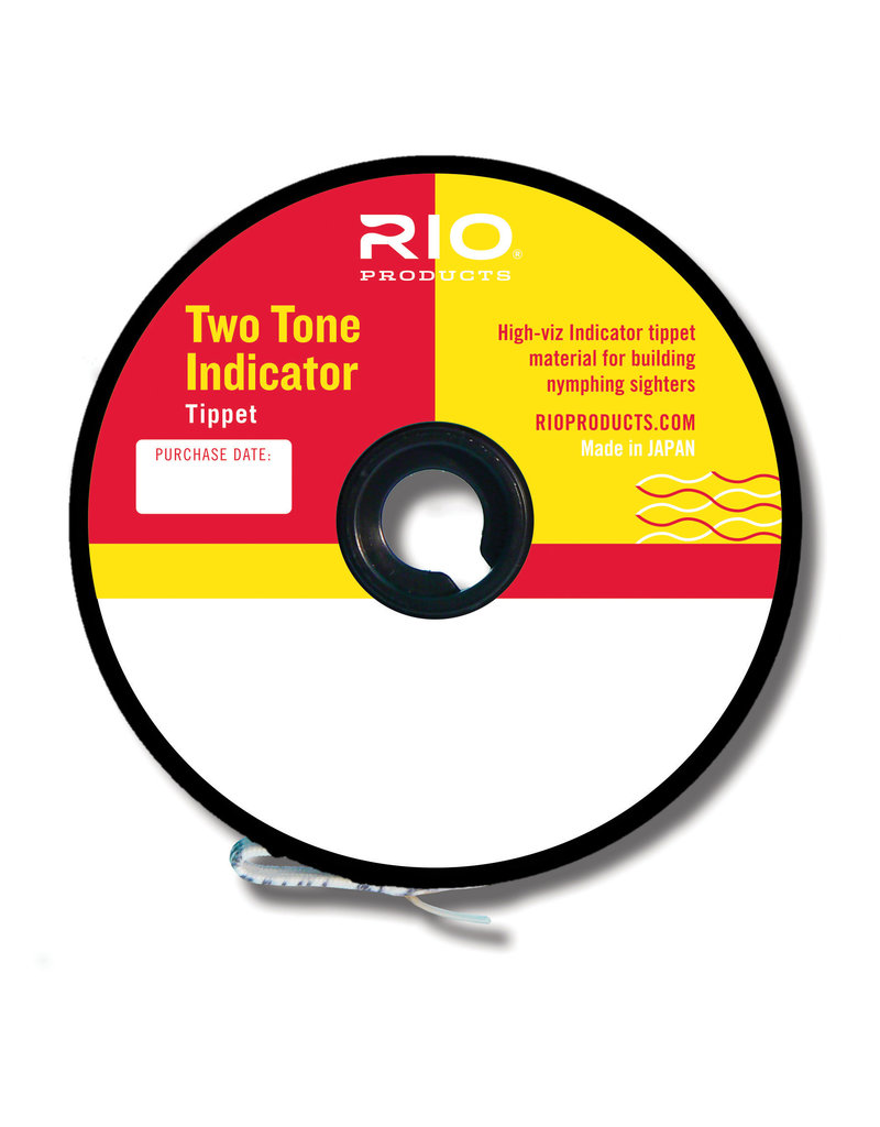 RIO Products RIO 2-Tone Indicator Tippet