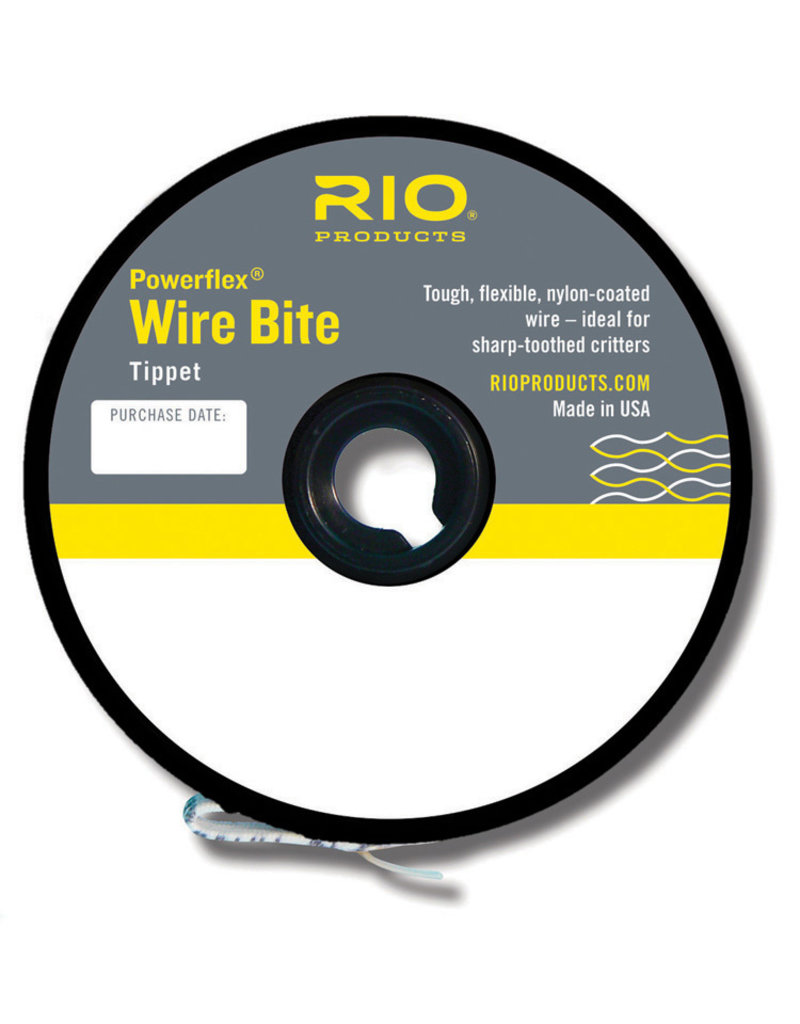 RIO Products RIO Powerflex Wire Bite Tippet