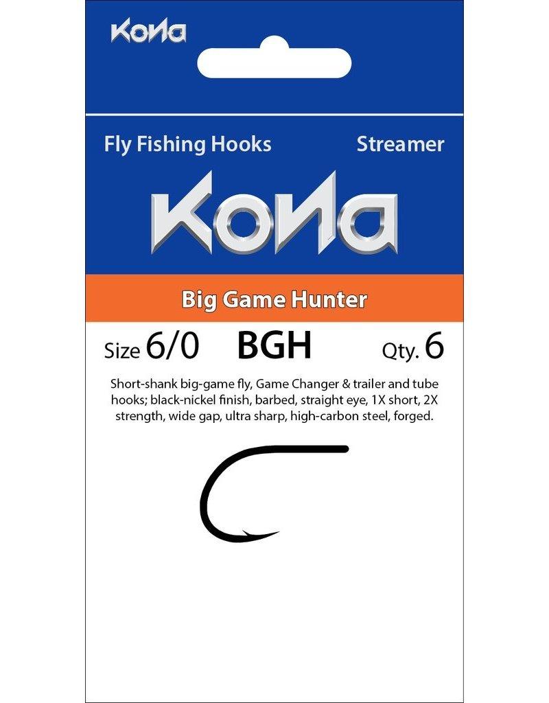 Kona Hooks Kona Big Game Hunter