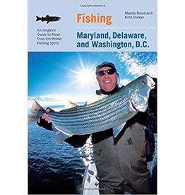 Fishing Maryland, Delaware, & Washington DC