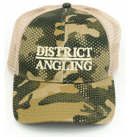District Angling District Angling Trucker Hat