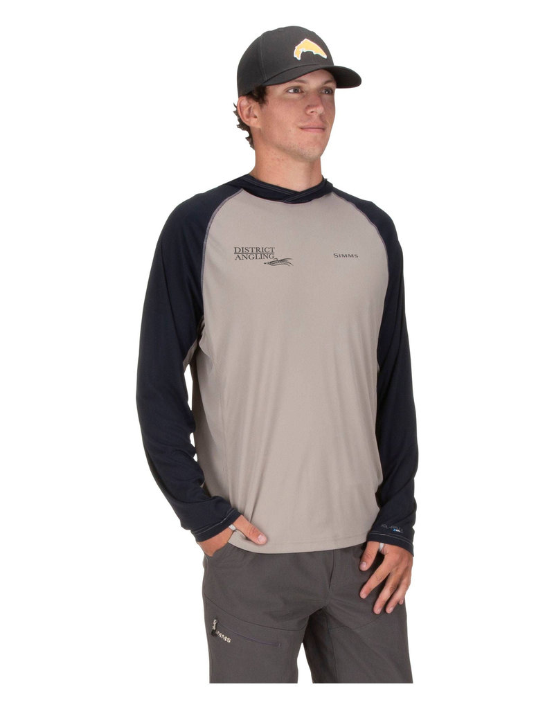 District Angling District Angling Bugstopper SolarFlex Hoody