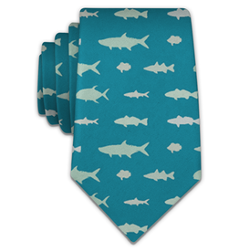 Rep Your Water Rep Your Water Neck Tie