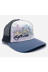 Scott Fly Rods Scott Mesh Map Trucker