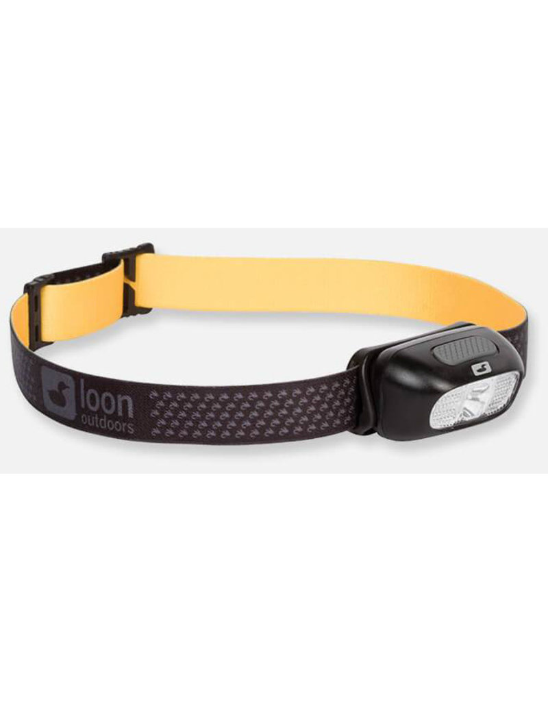 Loon Outdoors Loon Nocturnal Head Lamp