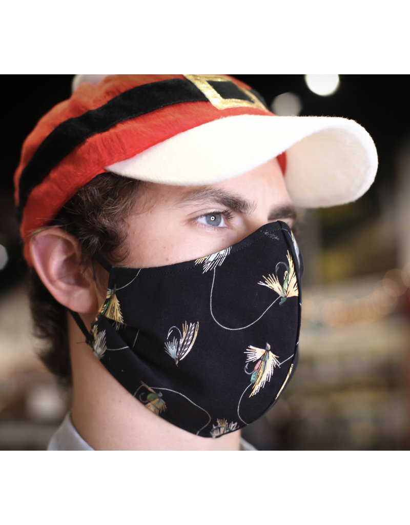 District Angling Reusable Face Mask