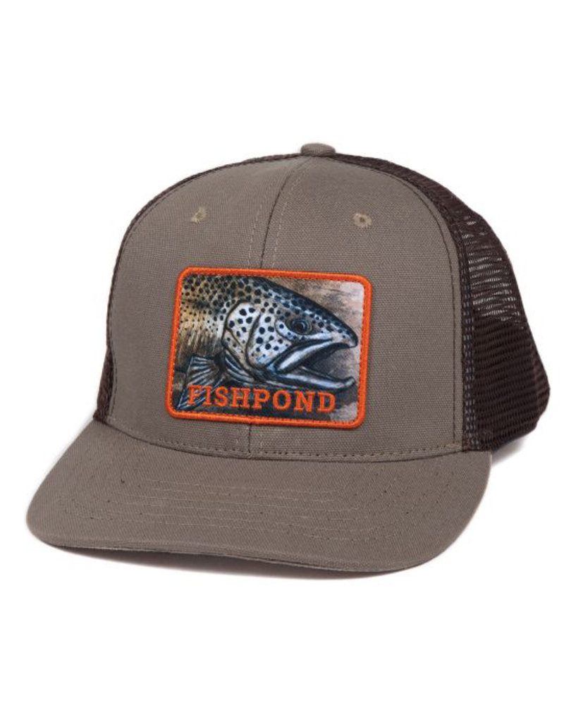Fishpond Slab Trucker Hat