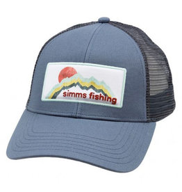 Simms Fishing Small Fit Patch Trucker Cap