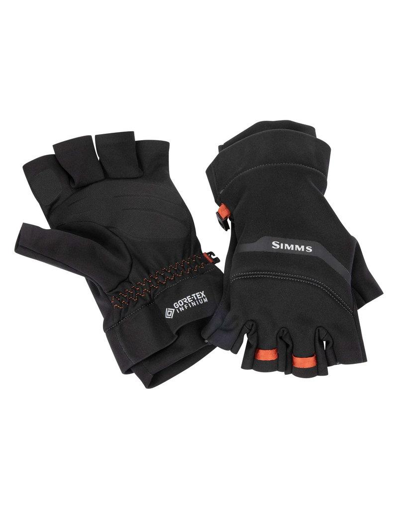 Simms Fishing Simms Gore-Tex Infinium Half Finger Glove