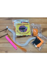 District Angling Adjustable Cicada Fly Tying Kit