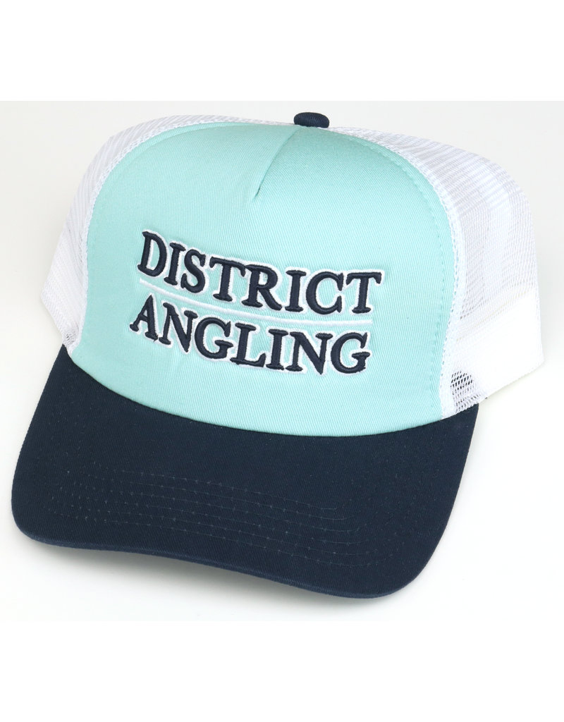 District Angling District Angling Trucker Cap