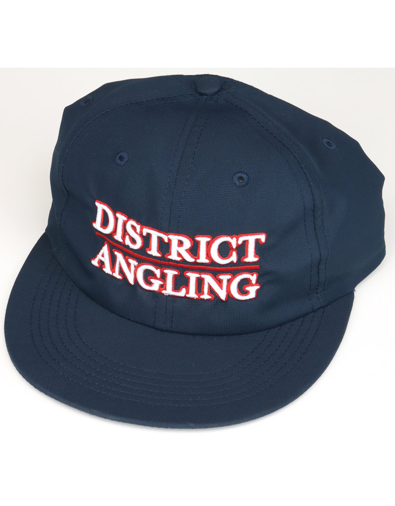 District Angling District Angling Flat Bill