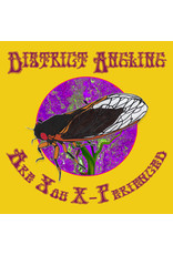 District Angling Are Your X-Perienced Sticker