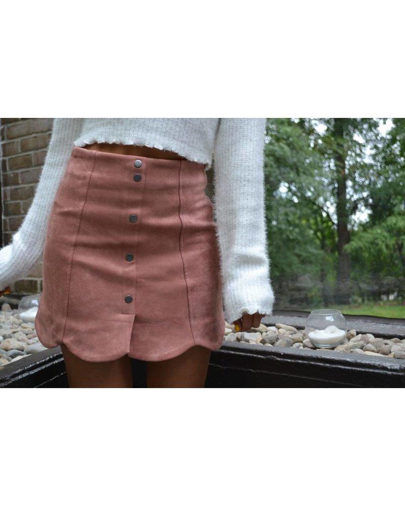 HYFVE Olive skirt