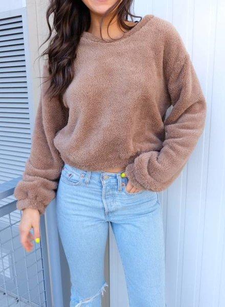 Le Lis Teddy Sweater