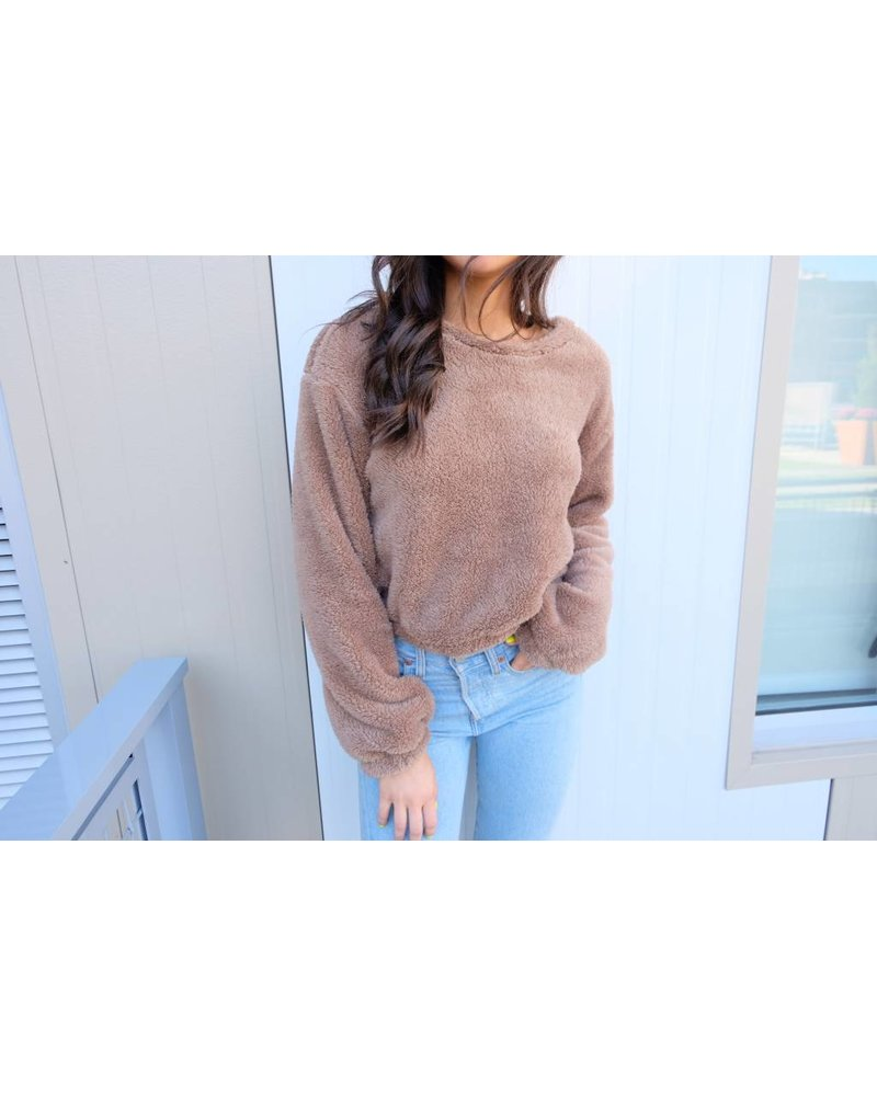 Le Lis Teddy Sweater