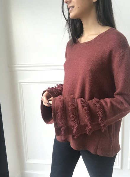 Le Lis casey sweater