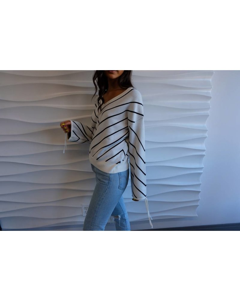 lumiere abby sweater