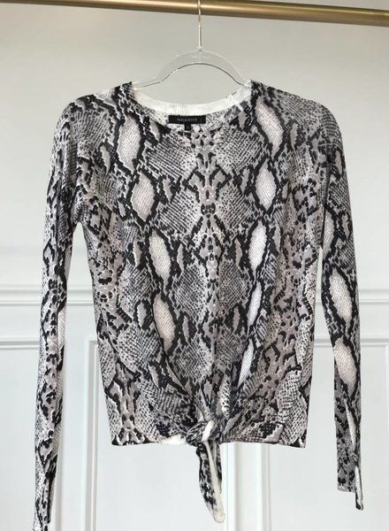 olivaceous kendra top