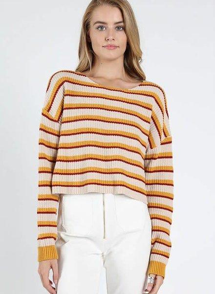 Honey Punch elaine sweater