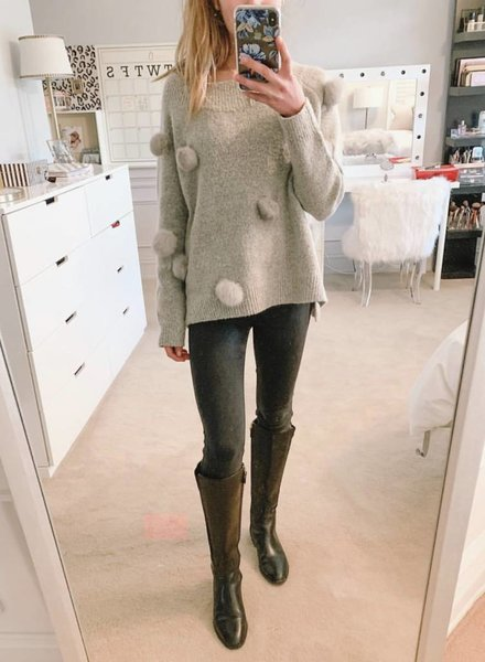 she & sky ryan sweater