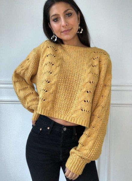 Lush mina sweater