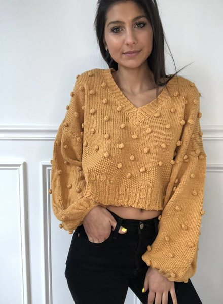 En Creme Goldie sweater