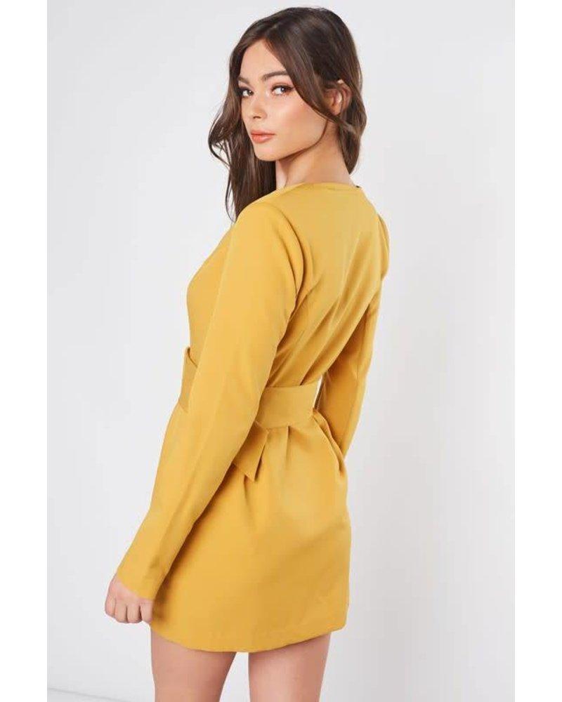 idem ditto goldi dress